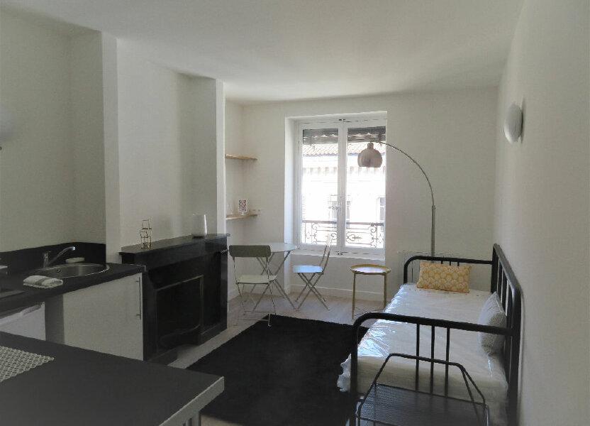 Appartement à louer 25.28m2 à Lyon 6