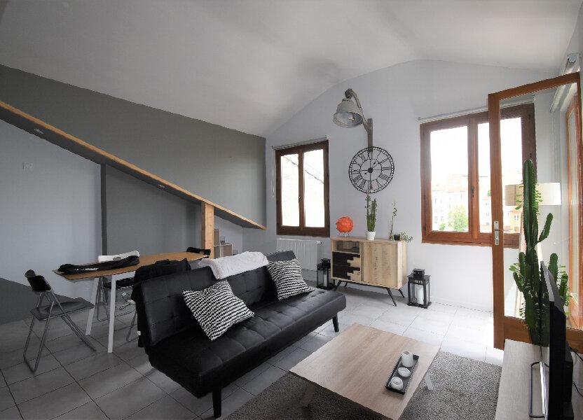 Appartement à louer 46m2 à Lyon 4