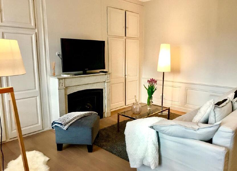Appartement à louer 45.95m2 à Lyon 6