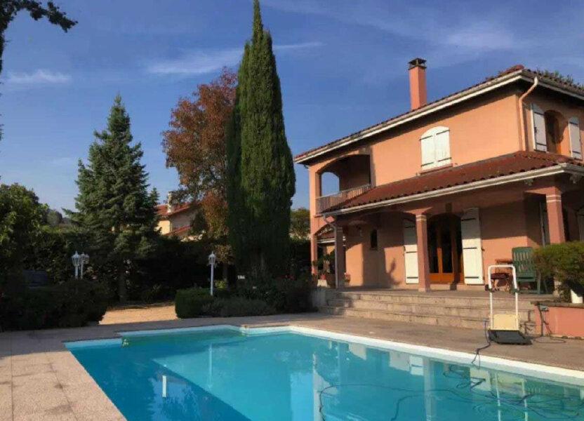 Maison à vendre 245m2 à Montagny