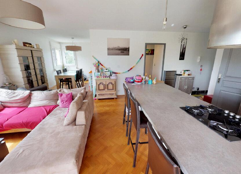 Appartement à louer 99.64m2 à Champagne-au-Mont-d'Or