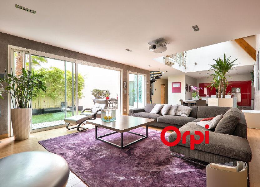 Appartement à vendre 161m2 à Villeurbanne
