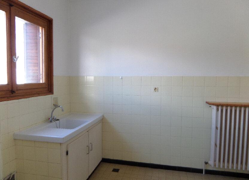 Appartement à louer 58m2 à Scionzier