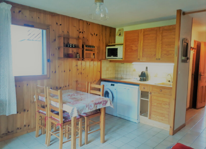 Appartement à vendre 28.72m2 à Morillon