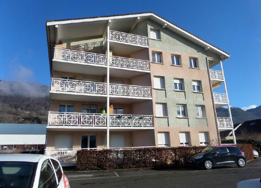 Appartement à louer 31m2 à Cluses
