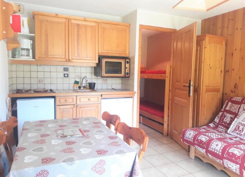 Appartement à vendre 24.66m2 à Morillon