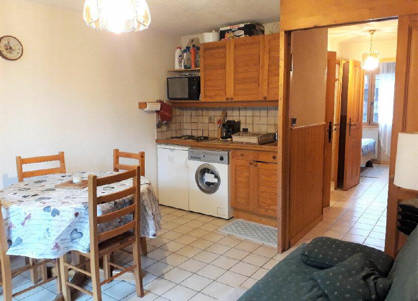 Appartement à vendre 29m2 à Morillon