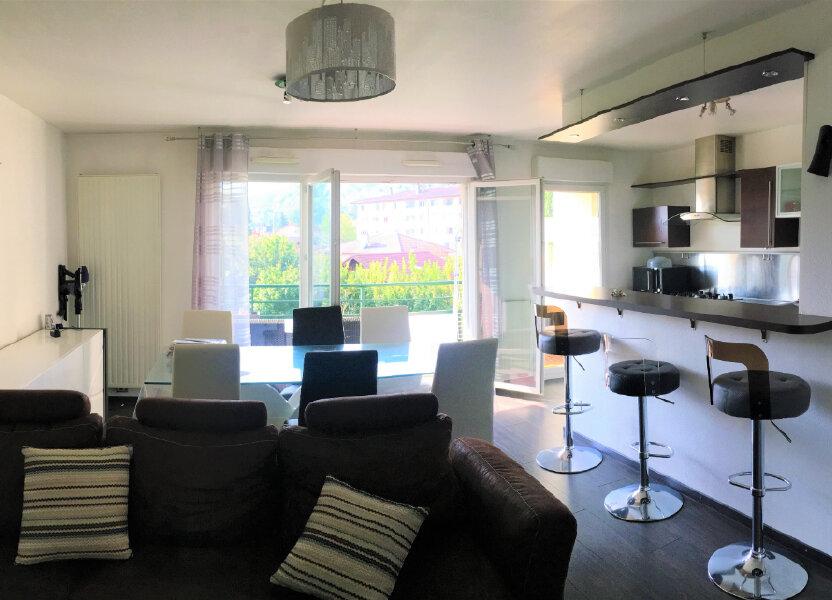 Appartement à louer 67.42m2 à Annemasse
