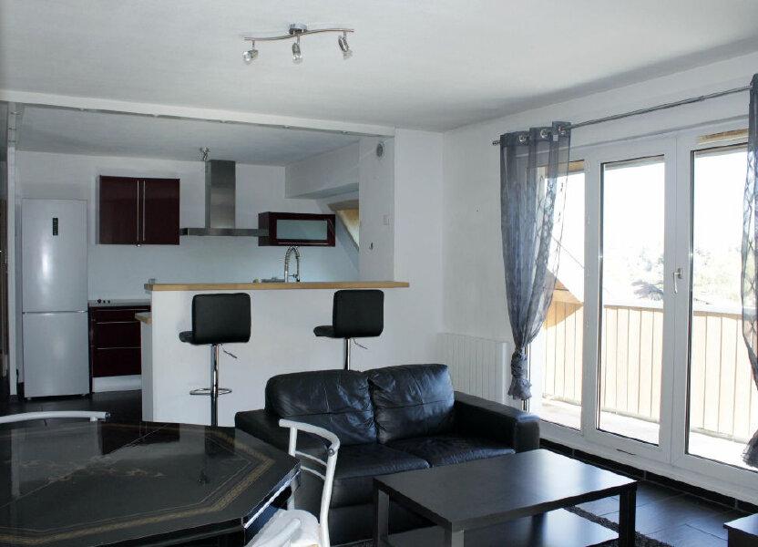 Appartement à louer 58.38m2 à Étrembières