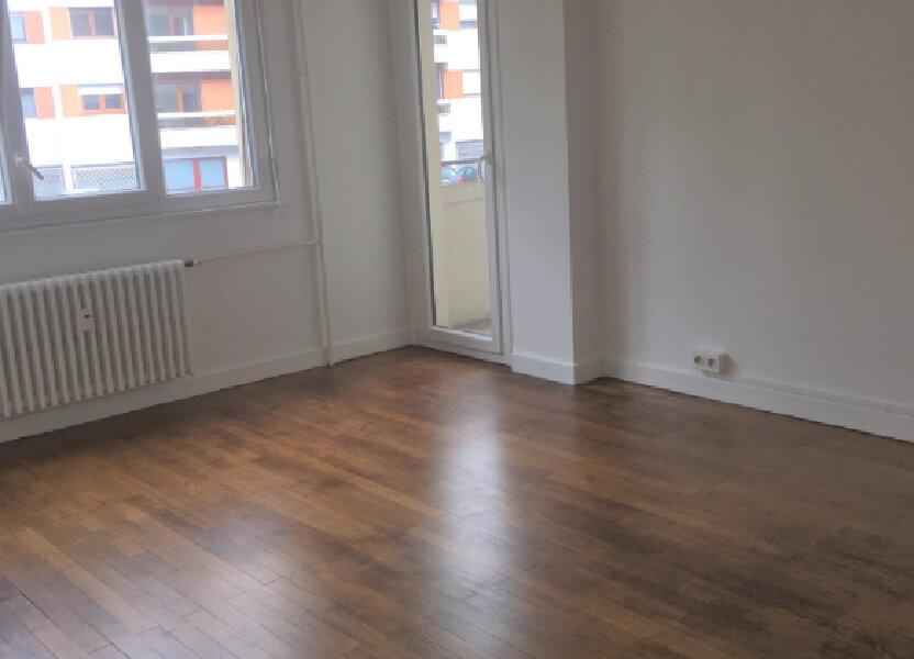 Appartement à louer 53m2 à Annemasse
