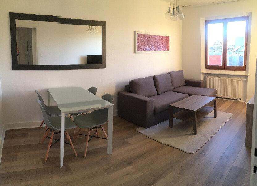 Appartement à louer 41.02m2 à Ambilly