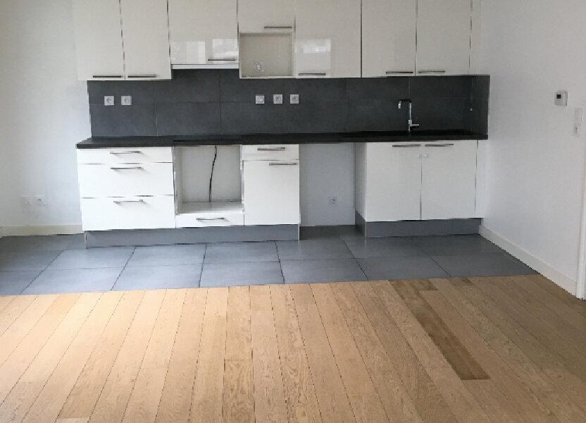 Appartement à louer 68.9m2 à Annemasse