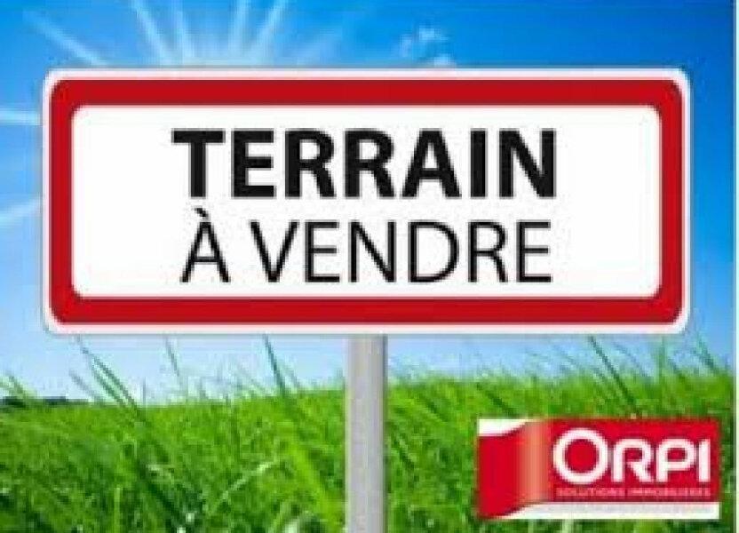 Terrain à vendre 1658m2 à Saint-Girons-d'Aiguevives