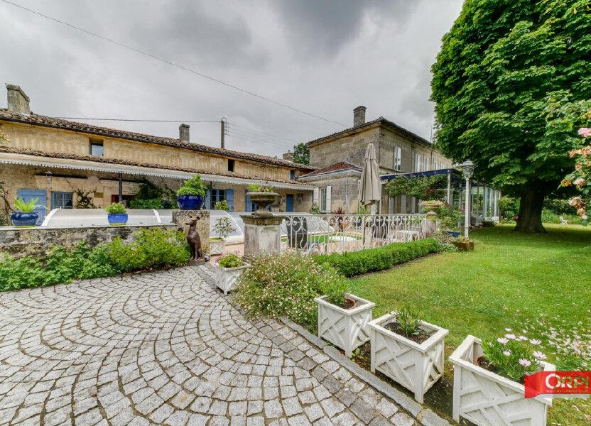 Maison à vendre 210m2 à Saint-Gervais