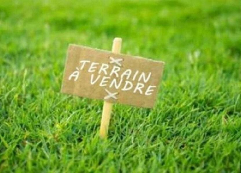 Terrain à vendre 447m2 à Maisoncelles-en-Brie