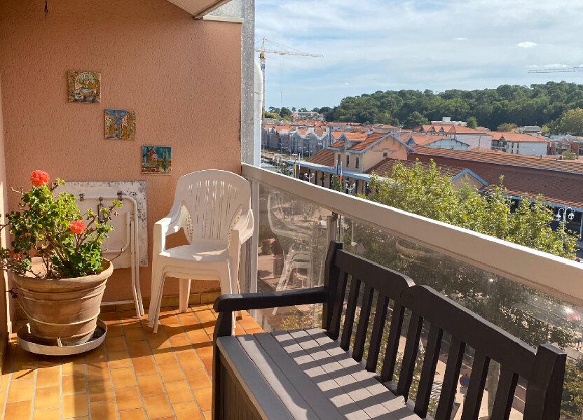 Appartement à louer 52m2 à Arcachon