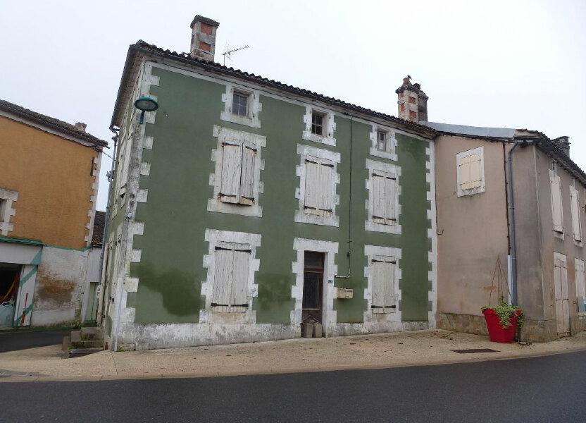 Maison à vendre 90m2 à Mouzon