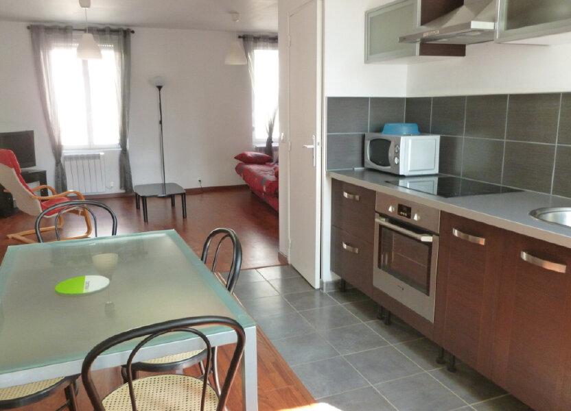 Appartement à louer 35m2 à Reims
