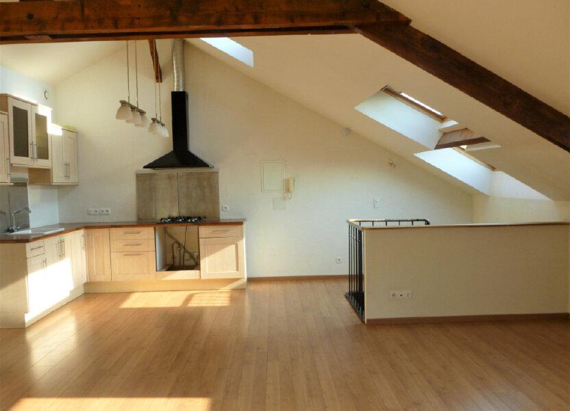 Appartement à louer 55.76m2 à Reims