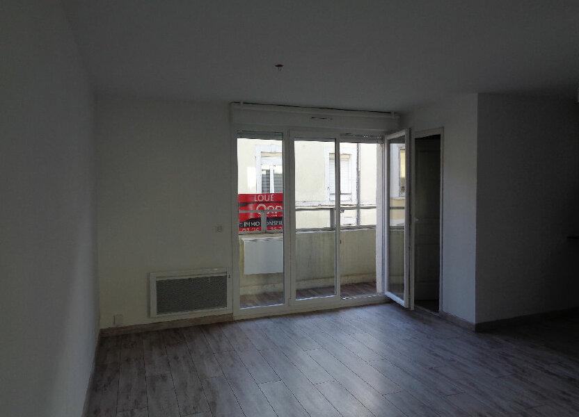 Appartement à louer 34.55m2 à Reims