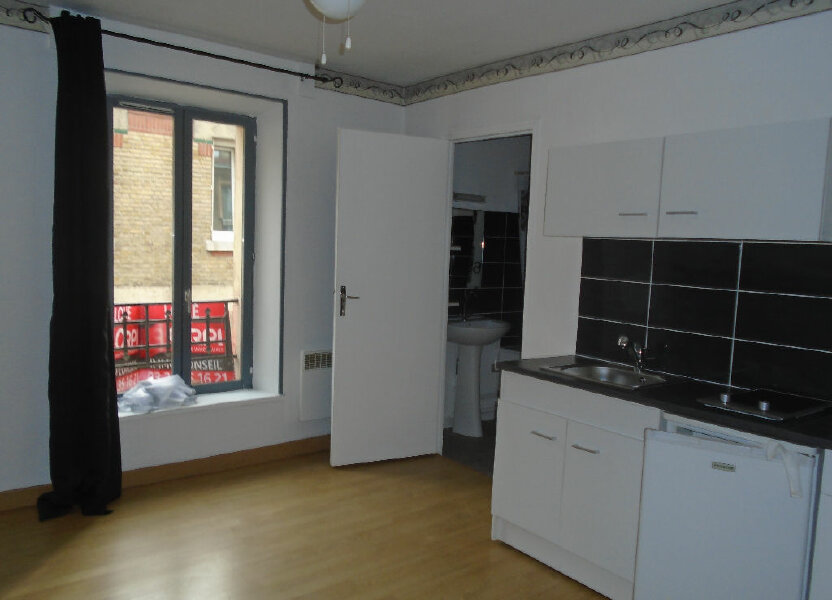 Appartement à louer 16.5m2 à Reims
