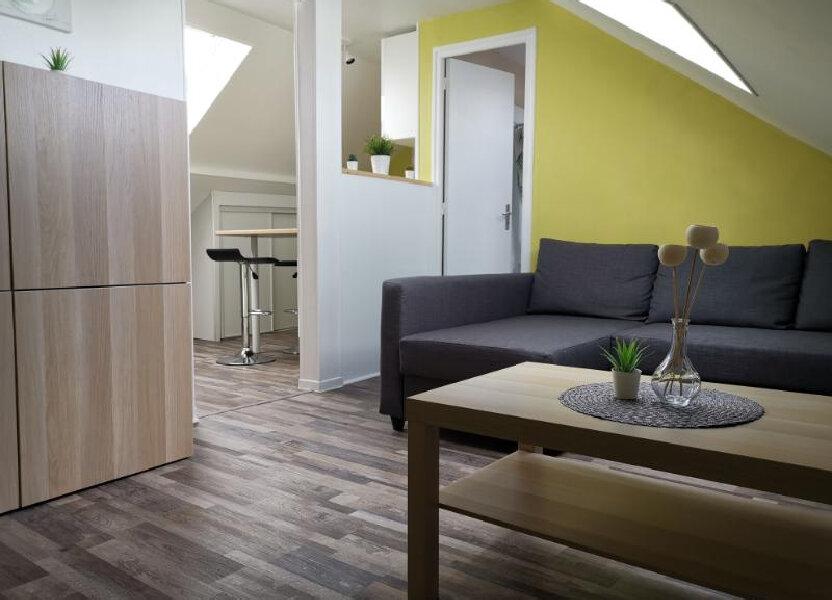 Appartement à louer 37.1m2 à Reims