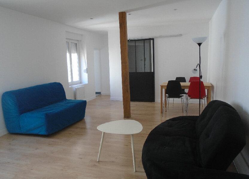 Appartement à louer 40.83m2 à Reims