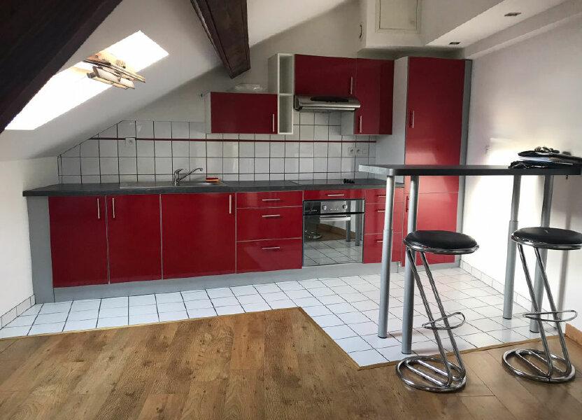 Appartement à louer 37m2 à Reims