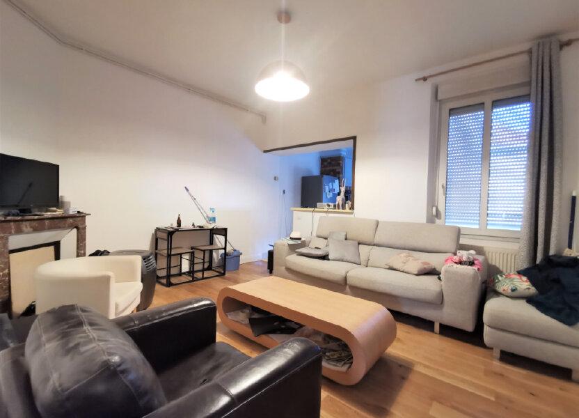 Appartement à louer 55.97m2 à Reims