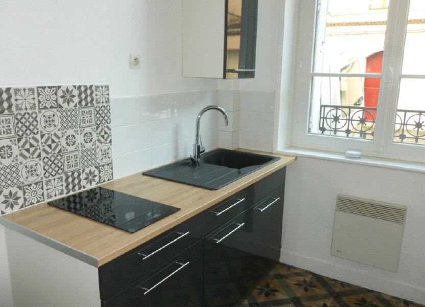 Appartement à louer 33.02m2 à Reims