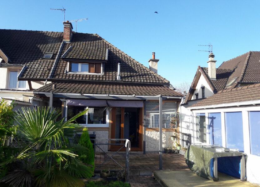 Maison à vendre 88m2 à Reims