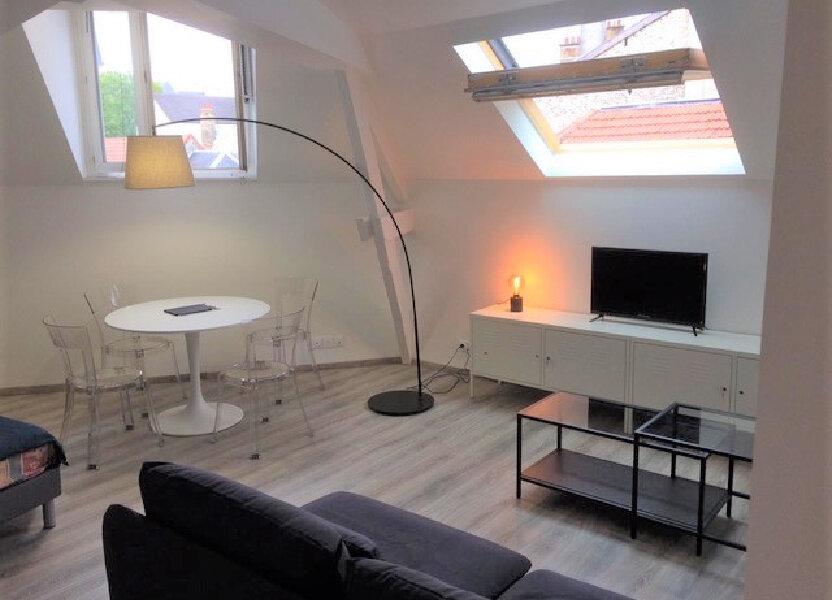 Appartement à louer 39.29m2 à Reims