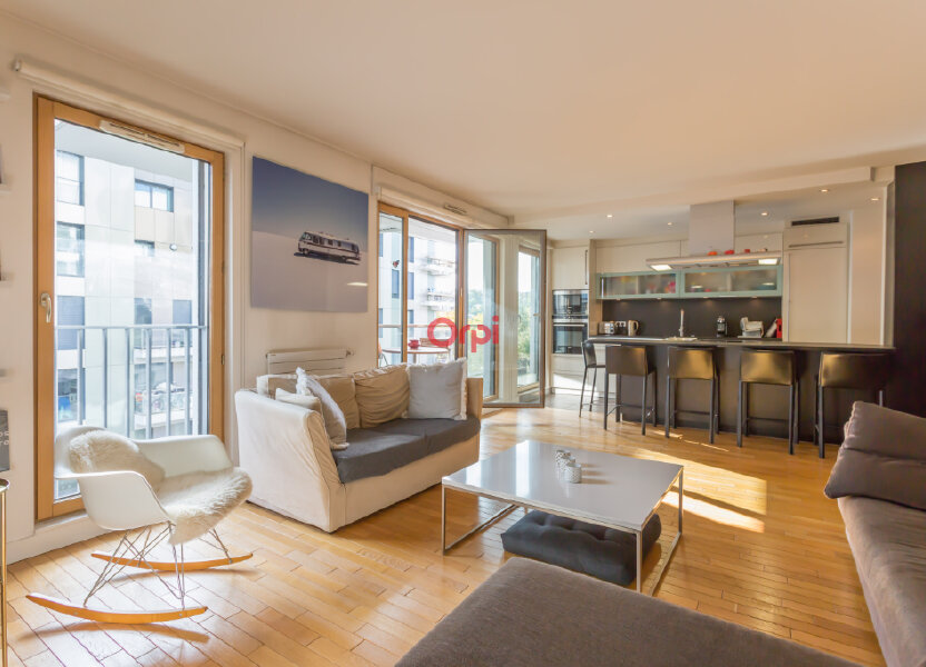 Appartement à vendre 91.8m2 à Boulogne-Billancourt