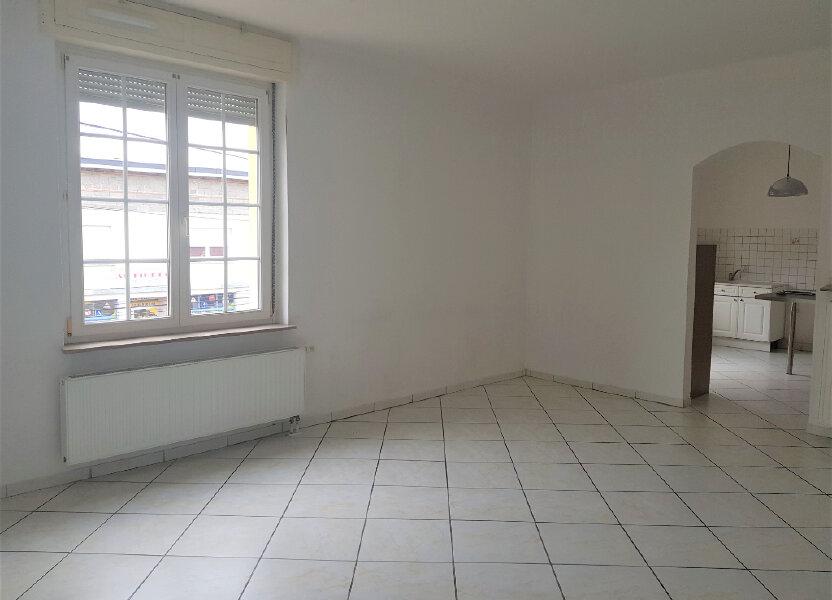 Appartement à louer 79.77m2 à Yutz