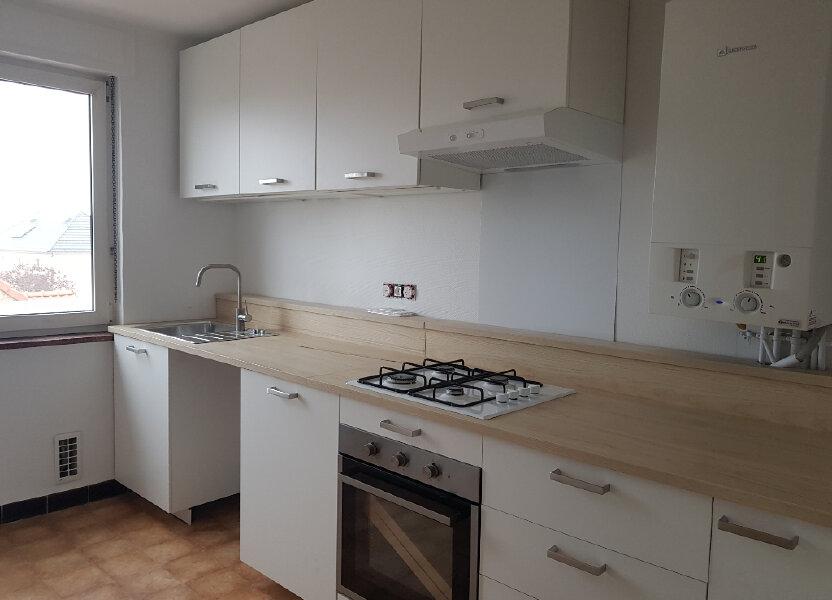 Appartement à louer 71.3m2 à Yutz