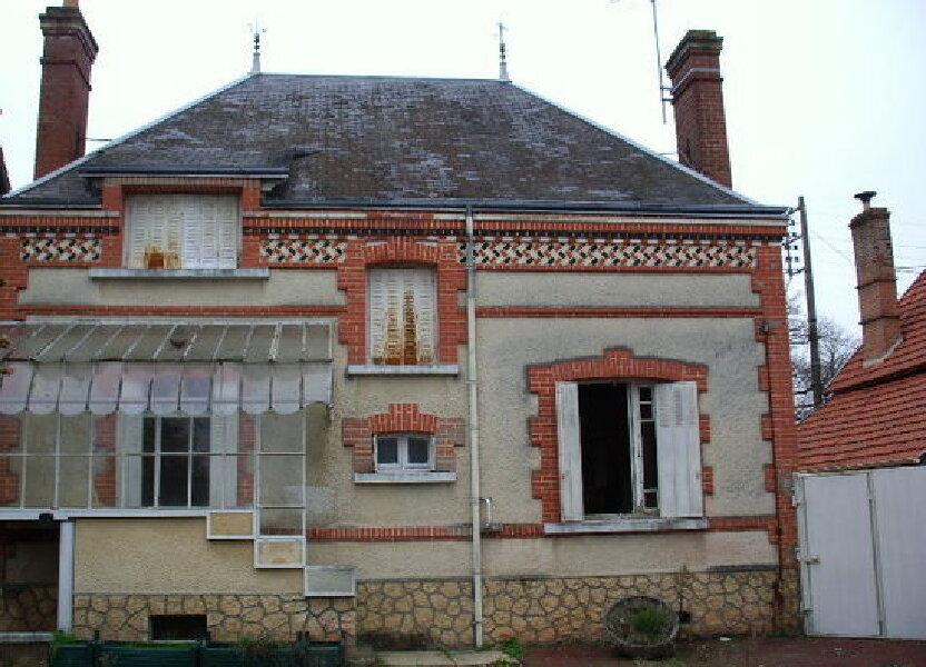 Maison à vendre 140m2 à Salbris