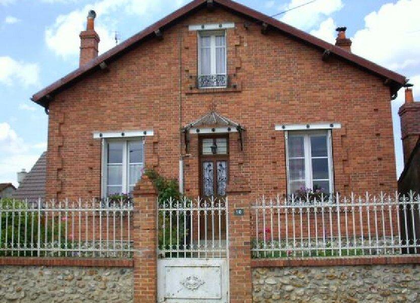 Maison à vendre 95m2 à Souesmes
