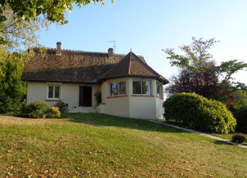 Maison à vendre 180m2 à La Chapelle-Montmartin