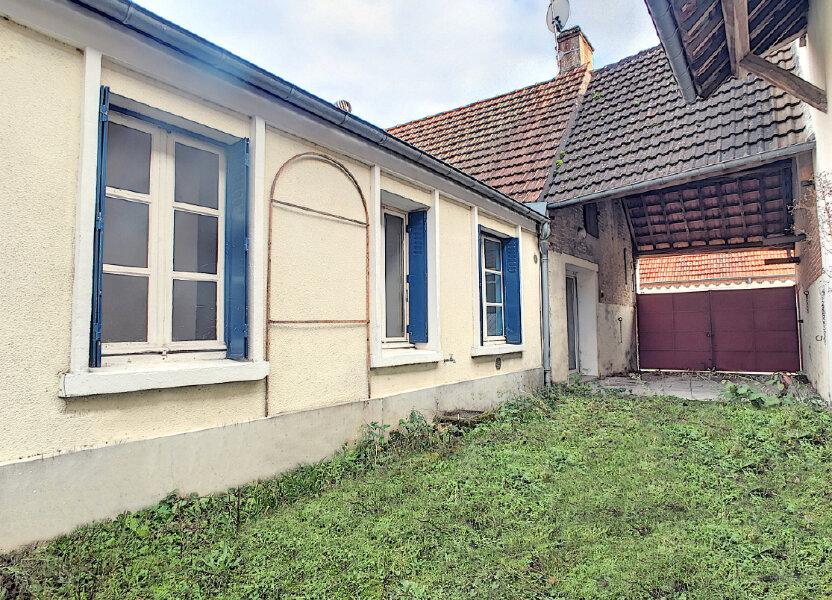 Maison à vendre 69m2 à Pierrefitte-sur-Sauldre