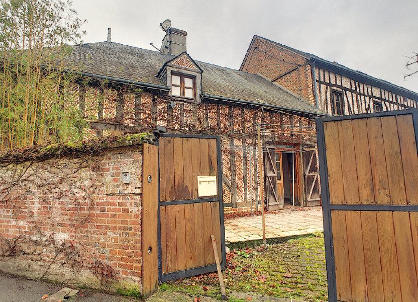 Maison à vendre 119m2 à Nouan-le-Fuzelier
