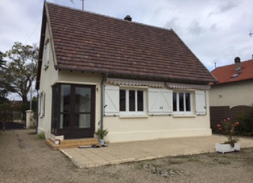 Maison à vendre 75m2 à Salbris
