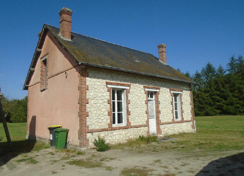 Maison à vendre 60m2 à Neung-sur-Beuvron