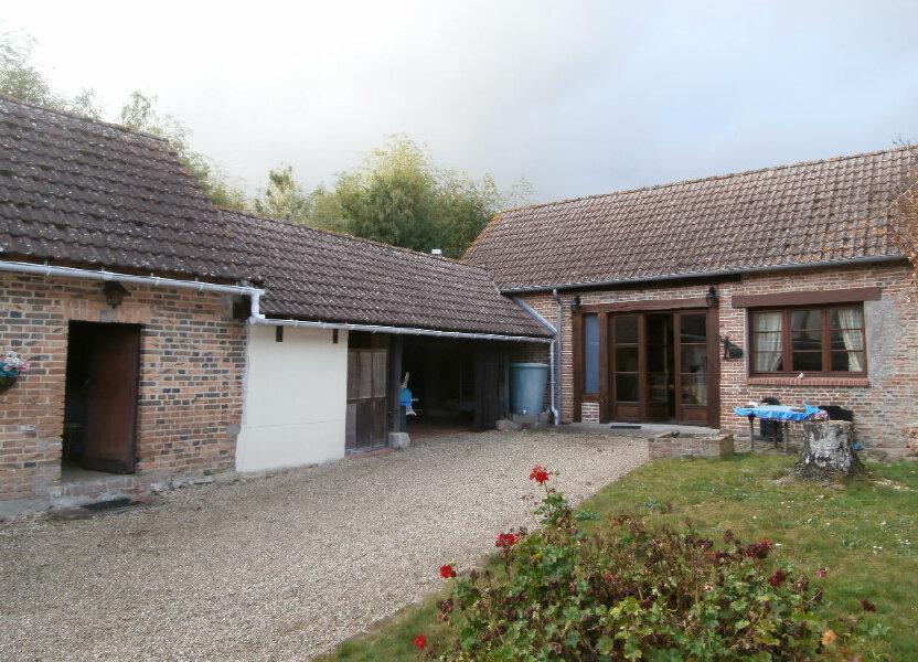 Maison à vendre 152m2 à Montrieux-en-Sologne