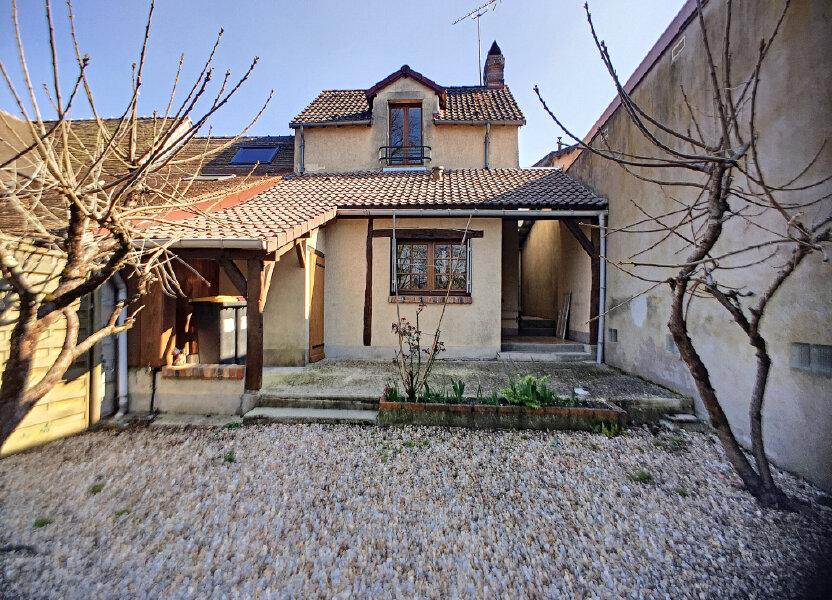 Maison à louer 61m2 à Salbris