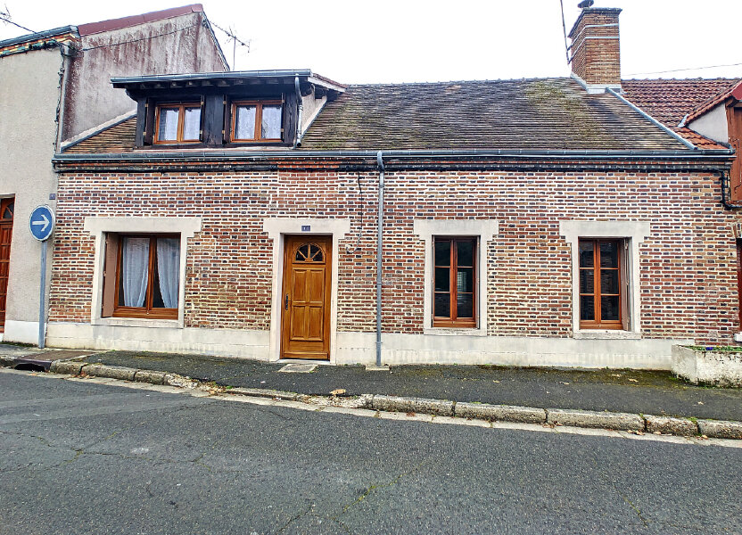 Maison à louer 108m2 à La Ferté-Imbault
