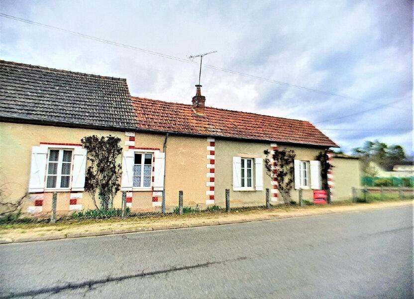 Maison à vendre 65m2 à La Ferté-Imbault