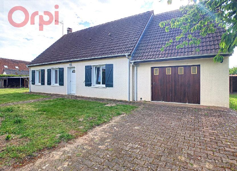 Maison à louer 130m2 à Selles-Saint-Denis