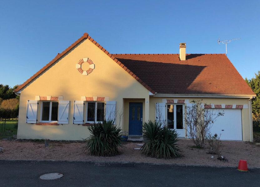 Maison à louer 95.83m2 à Selles-Saint-Denis
