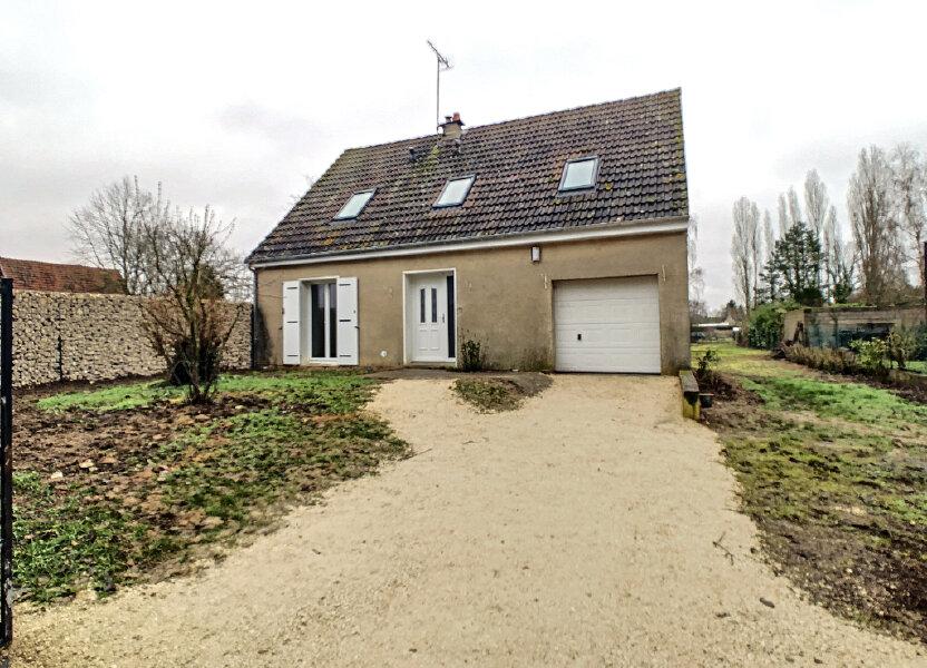 Maison à louer 103.5m2 à Mont-près-Chambord