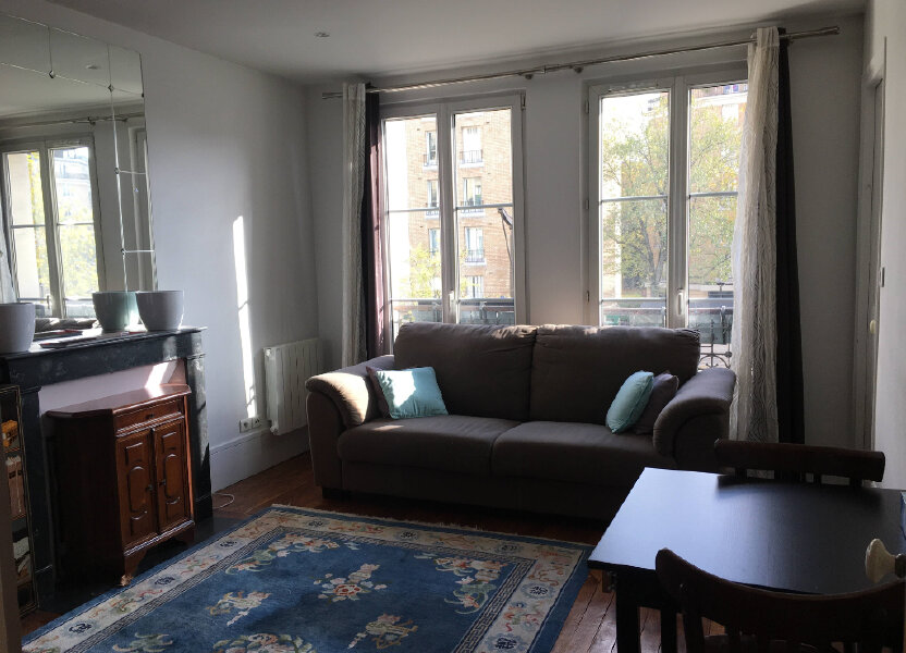 Appartement à louer 55m2 à Paris 12